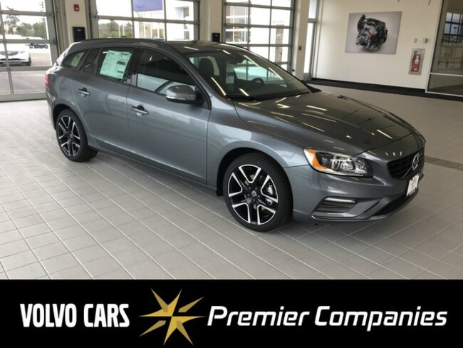 New 2018 Volvo V60 T5 Dynamic Wagon For Sale Hyannis, MA