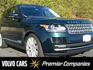 2017 Land Rover Range Rover 5.0L V8 Supercharged SUV SALGS2FE1HA366183