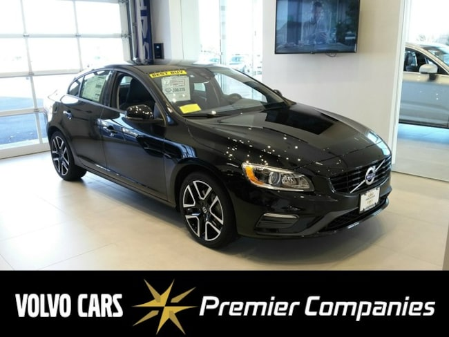 New 2018 Volvo S60 T5 AWD Dynamic Sedan For Sale Hyannis, MA