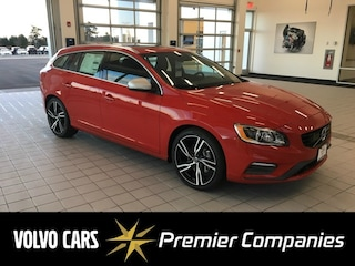 new 2018 Volvo V60 T6 AWD R-Design Platinum Wagon Wareham