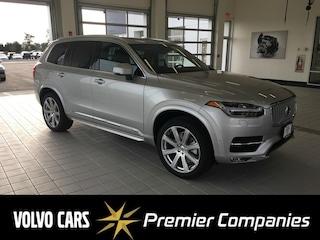 New Volvo Cars  2018 Volvo XC90 T6 AWD Inscription SUV for sale in Hyannis, MA