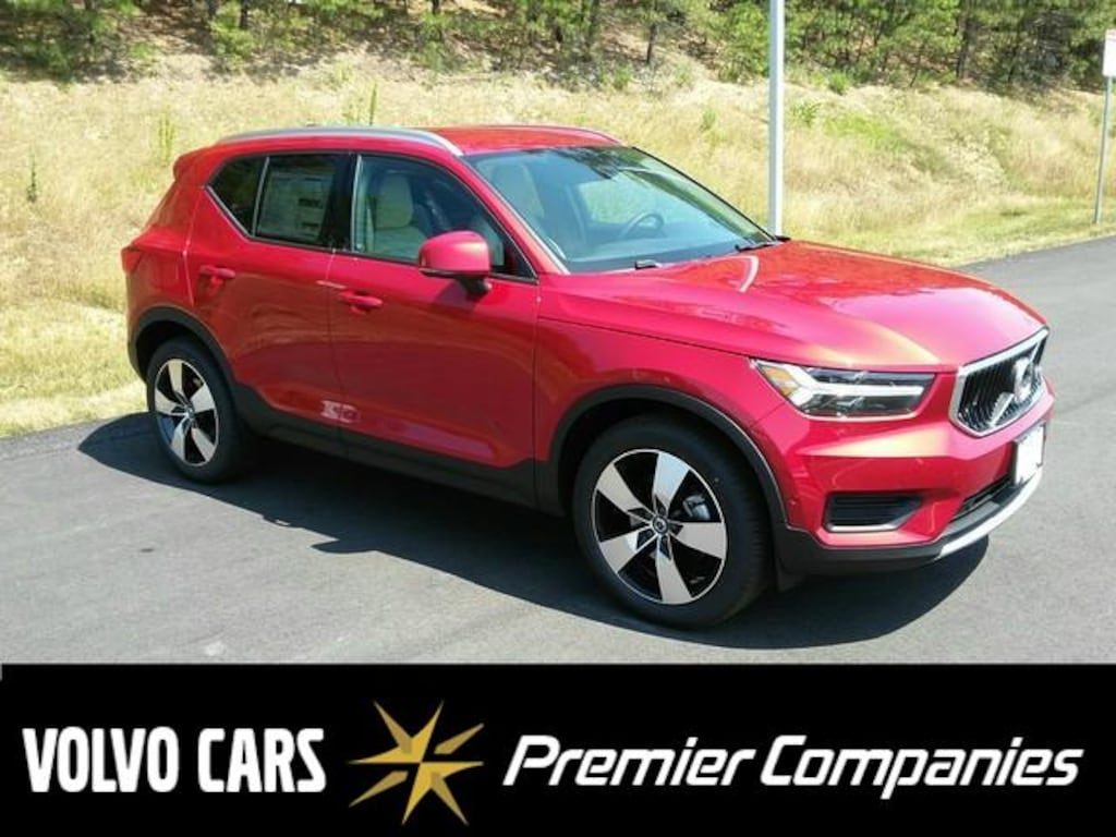 New 2019 Volvo Xc40 T4 Momentum For Sale Lease Hyannis Ma Stock X1201