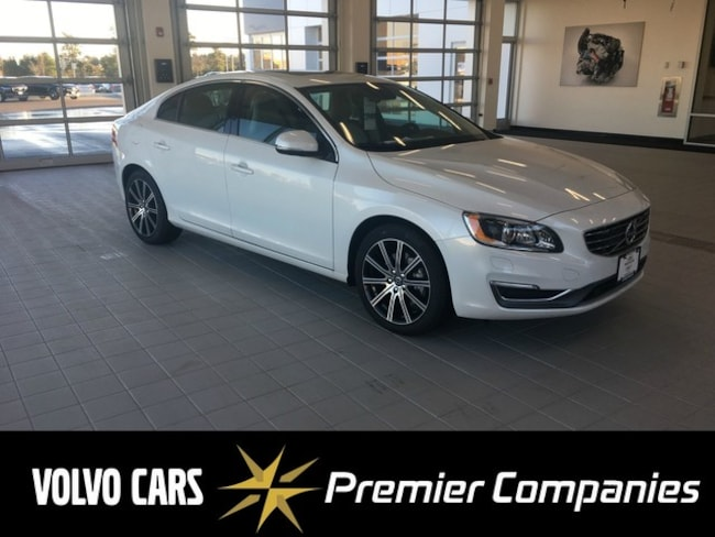 New 2018 Volvo S60 T5 Inscription AWD Platinum Sedan For Sale Hyannis, MA