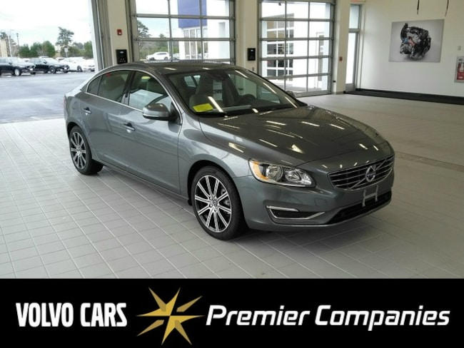 New 2018 Volvo S60 T5 Inscription Sedan For Sale Hyannis, MA