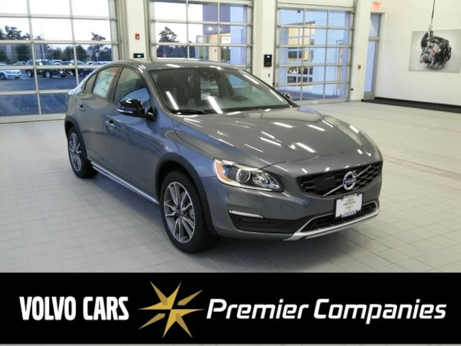 New 2018 Volvo S60 Cross Country T5 AWD Sedan For Sale Hyannis, MA