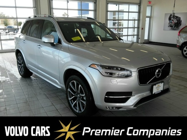 New 2018 Volvo XC90 T6 AWD Momentum SUV For Sale Hyannis, MA