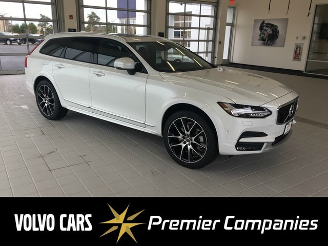 Featured New 2018 Volvo V90 Cross Country T6 AWD Wagon for sale in Plymouth, MA