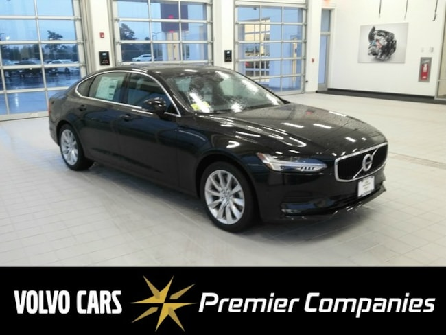 New 2018 Volvo S90 T6 AWD Momentum Sedan For Sale Hyannis, MA