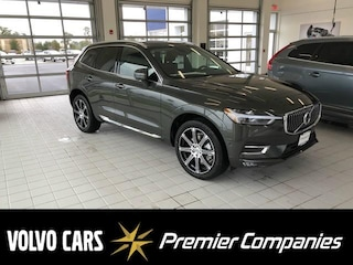 New Volvo Cars  2018 Volvo XC60 T6 AWD Inscription SUV for sale in Hyannis, MA