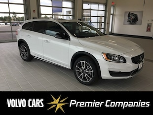 2018 Volvo V60 Cross Country T5 AWD Platinum Wagon