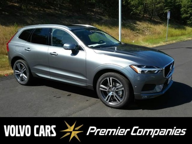 New 2018 Volvo XC60 T6 AWD Momentum SUV For Sale Hyannis, MA