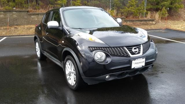 Featured Pre-Owned 2013 Nissan Juke SL SUV for sale in Plymouth, MA