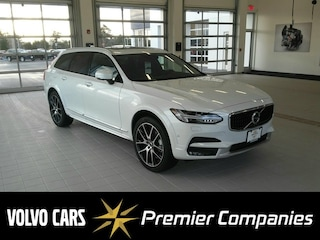 New 2018 Volvo V90 Cross Country T6 AWD Wagon Wareham