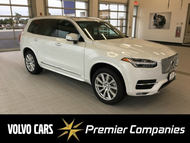 New 2018 Volvo XC90 T6 AWD Inscription SUV For Sale Hyannis, MA