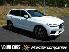 New Volvo XC60 2018 Volvo XC60 T6 AWD R-Design SUV For Sale in Hyannis MA