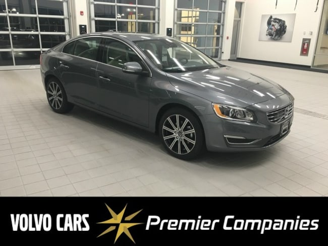 New 2018 Volvo S60 T5 Inscription FWD Platinum Sedan For Sale Hyannis, MA