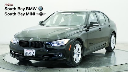 Used 2016 BMW 328i For Sale at Volvo Cars South Bay | VIN: WBA8E9G51GNT87811