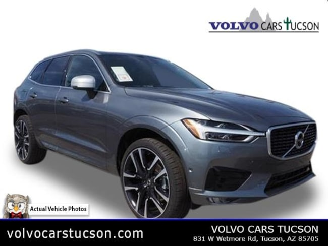New 2019 Volvo XC60 T5 R-Design SUV For Sale/Lease Tucson, AZ