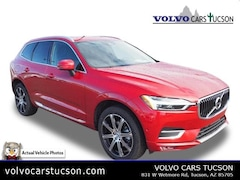 2019 Volvo XC60 T5 Inscription SUV LYV102RLXKB317495
