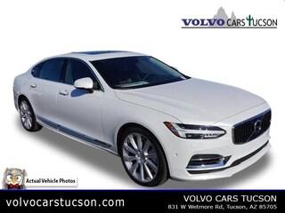 2019 Volvo S90 Hybrid T8 Inscription Sedan LVYBR0AL0KP083424