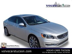 2018 Volvo S60 T5 Inscription FWD Platinum Sedan LYV402HM8JB178313