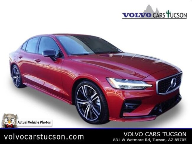 New 2019 Volvo S60 T6 R-Design Sedan For Sale/Lease Tucson, AZ