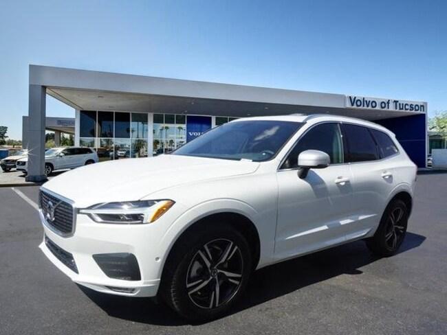 New 2018 Volvo XC60 T6 AWD R-Design SUV For Sale/Lease Tucson, AZ