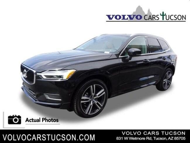 New 2018 Volvo XC60 T5 AWD Momentum SUV For Sale/Lease Tucson, AZ