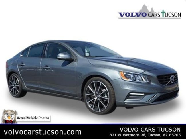 New 2018 Volvo S60 T5 FWD Dynamic Sedan For Sale/Lease Tucson, AZ
