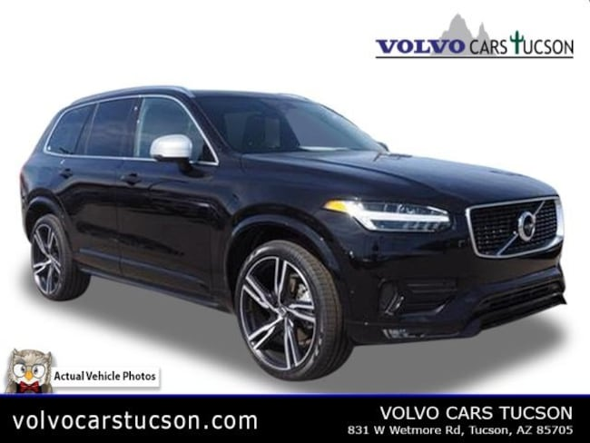 New 2019 Volvo XC90 T6 R-Design SUV For Sale/Lease Tucson, AZ
