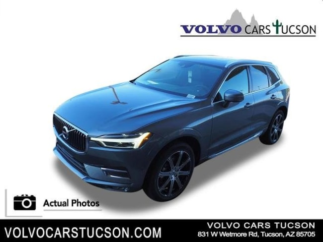 New 2019 Volvo XC60 T5 Inscription SUV For Sale/Lease Tucson, AZ