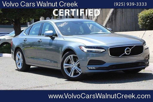 New 2017 Volvo S90 Momentum T5 FWD Momentum For Sale Walnut Creek CA