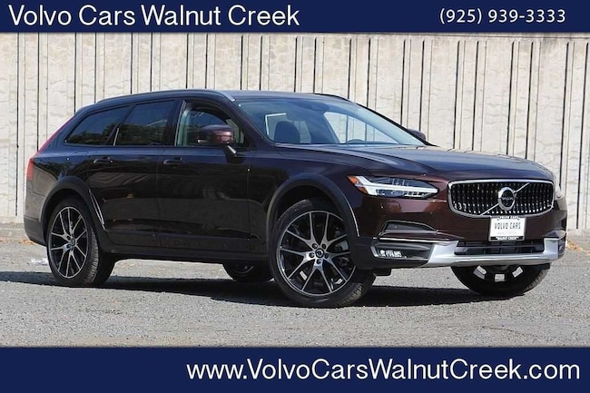 New 2017 Volvo V90 Cross Country T6 AWD Wagon For Sale Walnut Creek CA