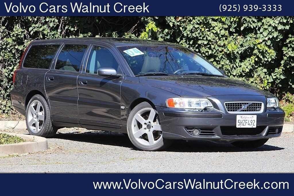 used 2004 volvo v70 for sale at volvo cars walnut creek | vin
