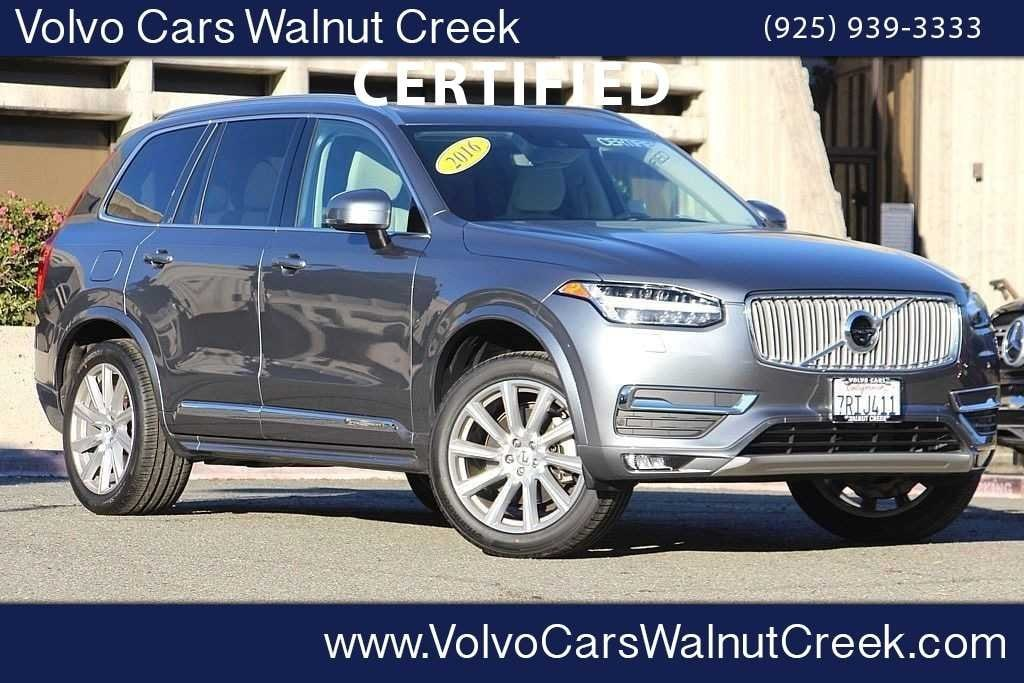 used 2016 volvo xc90 for sale at volvo cars walnut creek | vin