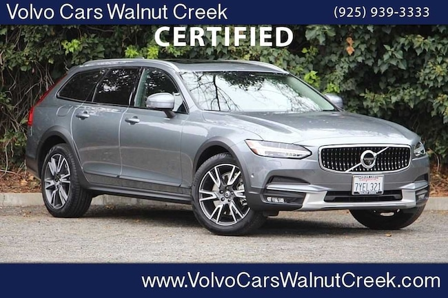 New 2017 Volvo V90 Cross Country T6 AWD T6 AWD For Sale Walnut Creek CA