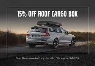 Roof Cargo Box