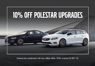 10% off Polestar Upgrades