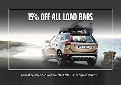 15% off all Load Bars
