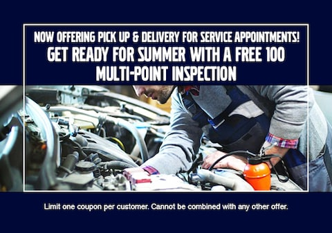 Summer 100 Multi-point Inspection