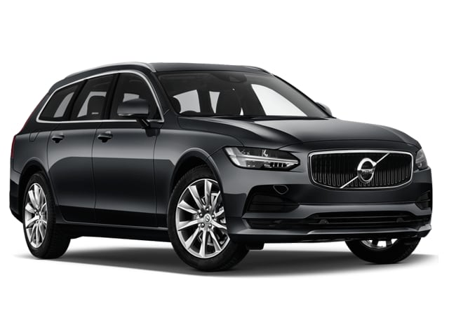 2019 Volvo V90 vs. 2019 BMW 5- Series