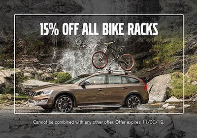 15% OFF All Bike Racks