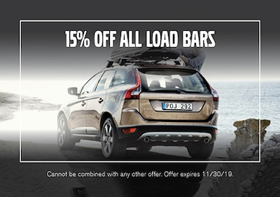 15% OFF All Load Bars