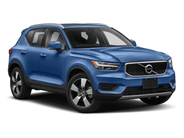 2020 Volvo XC40 vs. 2020 Honda Fit