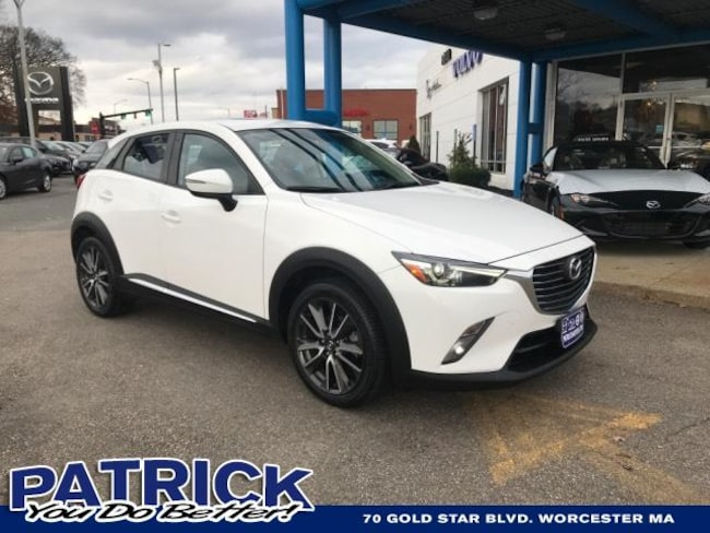 Used 2016 Mazda CX-3 AWD 4dr Grand Touring Sport Utility Worcester
