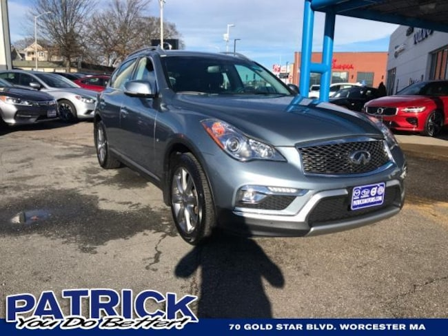 Used 2016 INFINITI QX50 AWD 4dr Sport Utility Worcester
