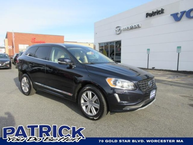 Used 2016 Volvo XC60 AWD 4dr T6 Drive-E Sport Utility Worcester