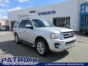 2017 Ford Expedition Limited 4x4 Sport Utility