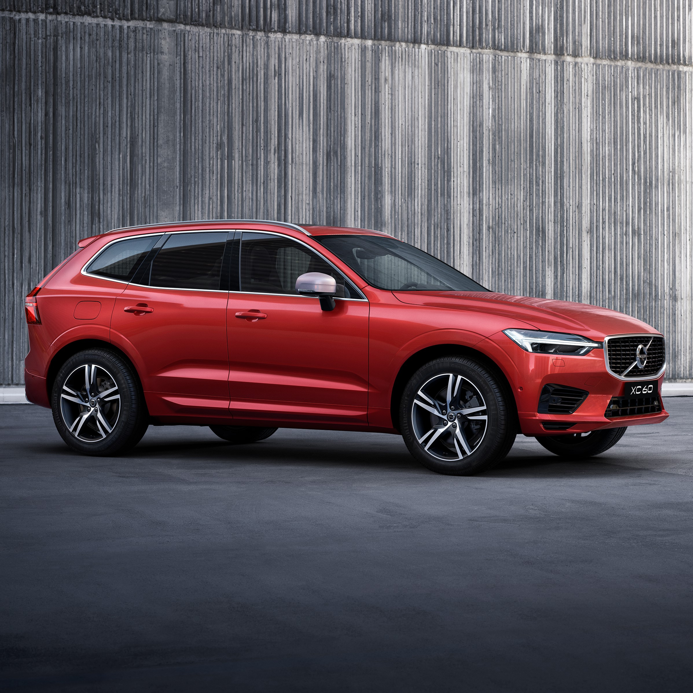 New Volvo XC60 For Sale At Volvo Cars Worcester