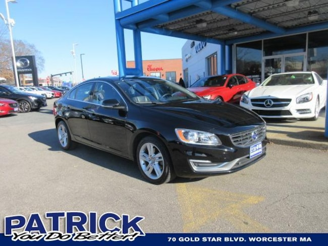 Used 2015 Volvo S60 2015.5 4dr Sdn T5 Drive-E Premier F Car Worcester